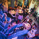Our internal Courtyard is perfect for an intimate occasion!