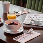 Mayfly Restaurant at 4 Star Carlton Hotel Dublin Airport