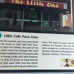 Little Poca Cosa