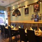Very good location, heart of Wiesbaden city, food are fantastic plus its original Thai taste, felt like having original Thai food in Thailand.