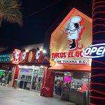 Tacos el Gordo's new location!
