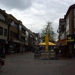 Cafe van Goch, auf der Einkaufstraße von Goch.