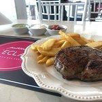Rib eye steak!! No te lo pierdas! ★★★★★