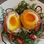 Goose Scotch Egg's