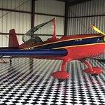 Extra 300 Unlimited Aerobatic Plane