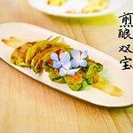 Chinese fusion dish