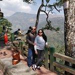 Teesta Rangeet View Point lovers meet view point 7th mile view point , Darjeeling .