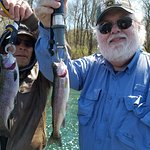 Taneycomo Rainbow Trout