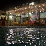 Una noche en Surfari.