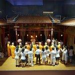 Temple of the Golden Buddha (Wat Traimit) Fotografie