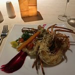Exceptional lobster dinner - all inclusive anyone?