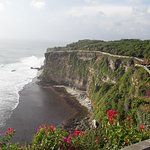 Pura Uluwatu, a stunning place to visit and see. If You have time in the evening hours You can enjoy and watch traditional Kecak dance performed.