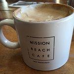 Foto de Mission Beach Cafe