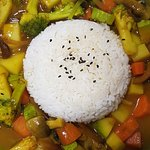 Curry Vegetal