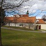 Monastery and brewpub