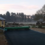 Early January Morning