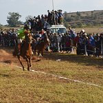 horse riding in shan  state!