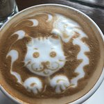 Bilde fra Elefin Coffee