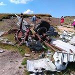 Over-Exposed Crash Site