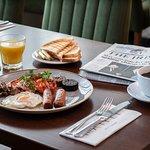 Full Irish Breakfast - Start your day the right way!