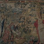 Beautiful tapestry.