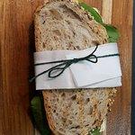 Sanduíche de Parma