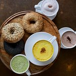 Super Food Lattes and Bagels - Gluten Free