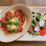 Weekly Dinner Specials and Vegan Options