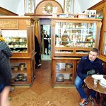 Ruszwurm Cukraszda ( Ruszwurm's pastry shop ) - Budapest, Hungary