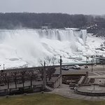 View of part of falls from room