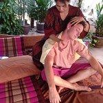 Our Door Thai massage.