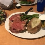 Prime Rib at Howards...only available on Saturdays.