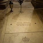 Grab Gracia Patricia, Cathédrale Notre-Dame-Immaculée, Monaco