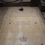 Grab Rainier, Cathédrale Notre-Dame-Immaculée, Monaco
