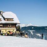Chalet Dorf Lungau direkt an der Skipiste im Skigebiet Aineck/Katschberg