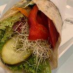 Zdjęcie Krowarzywa Vegan Burger