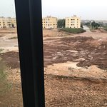 View from 'standard' room in hotel 'Sahrai' Fes