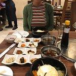 Fotografia de mandala sushi bar