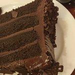 Rocky road cake & chocolate suicide cake
