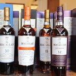 Vintage bottlings from Macallan. At Mizunara The Shop.  Rare Malts and Rare Whisky from Mizunara The Shop in Hong Kong.