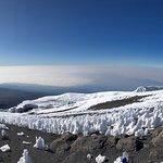 Glaciers from Uhuru
