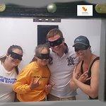 fun at roomescape in Playa Del Ingles