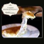 Peynir inanılmaz sünüyor...