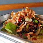 Quinoa Taco. We ALWAYS have Vegan Options!! :)