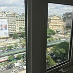 Buenos Aires Attractions - view from hotel