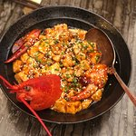 Lobster Mapo Tofu