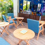 Kid Club - Cafe's area