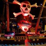 Pirate Theme Dinner