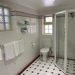 Suite 42 - two bedroom suite with spacious bathroom