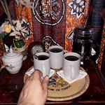 Traditional Tongan Black Coffee